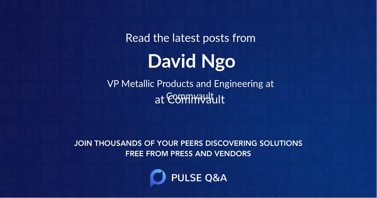David Ngo