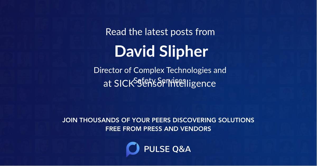 David Slipher