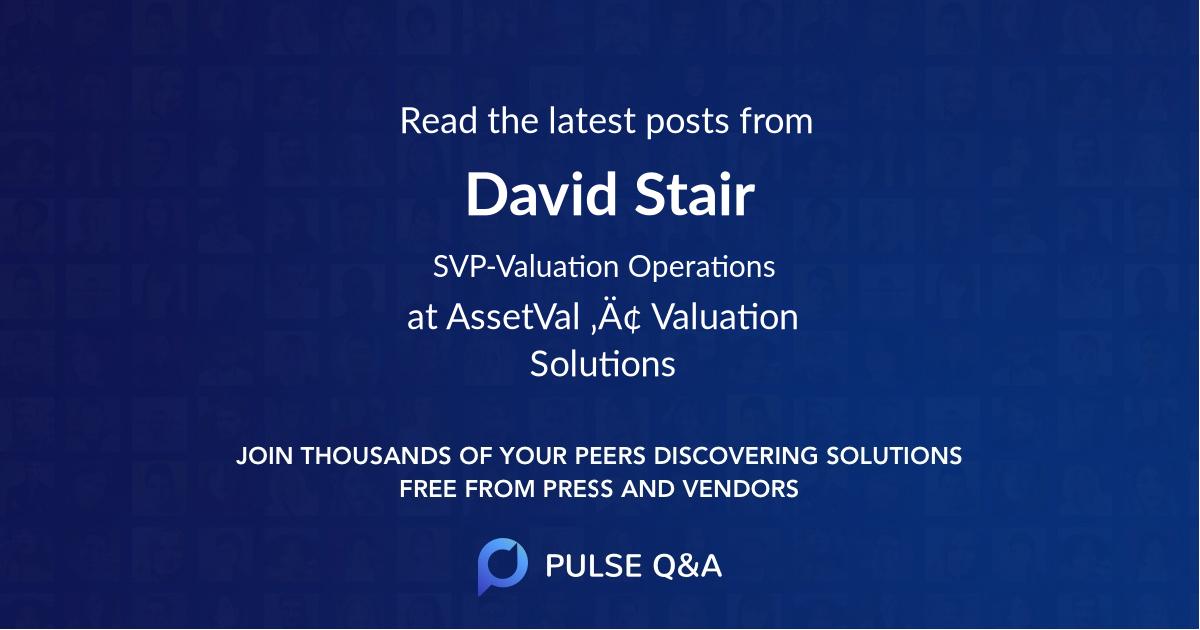 David Stair