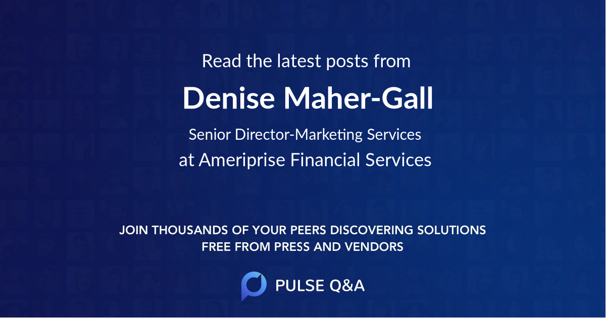 Denise Maher-Gall