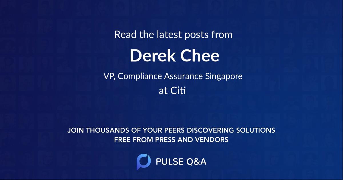 Derek Chee