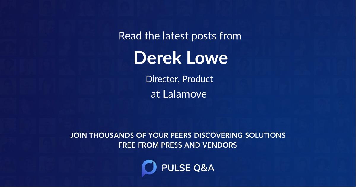 Derek Lowe