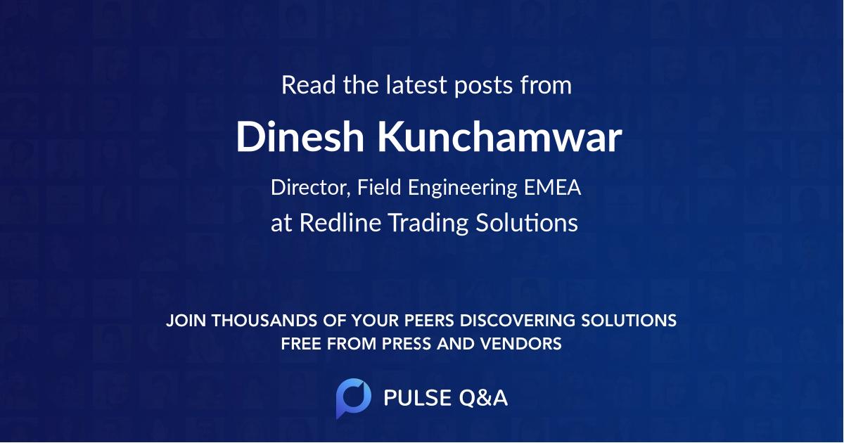 Dinesh Kunchamwar