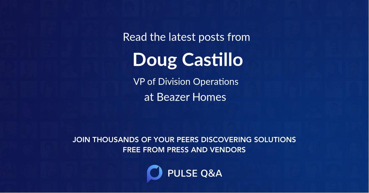 Doug Castillo