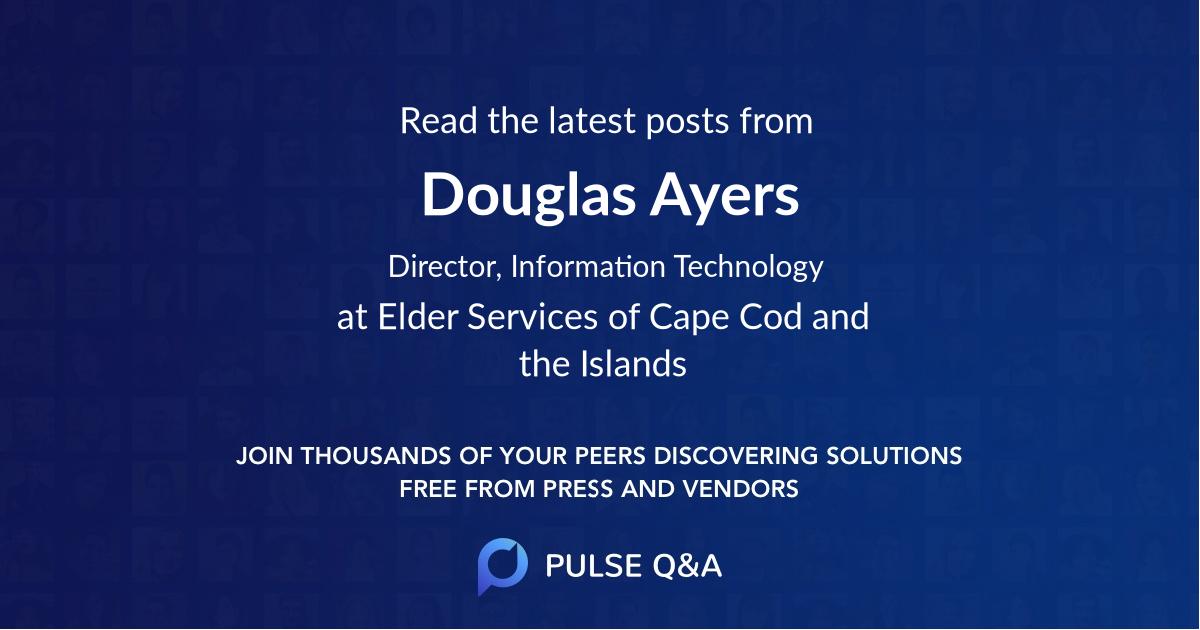 Douglas Ayers