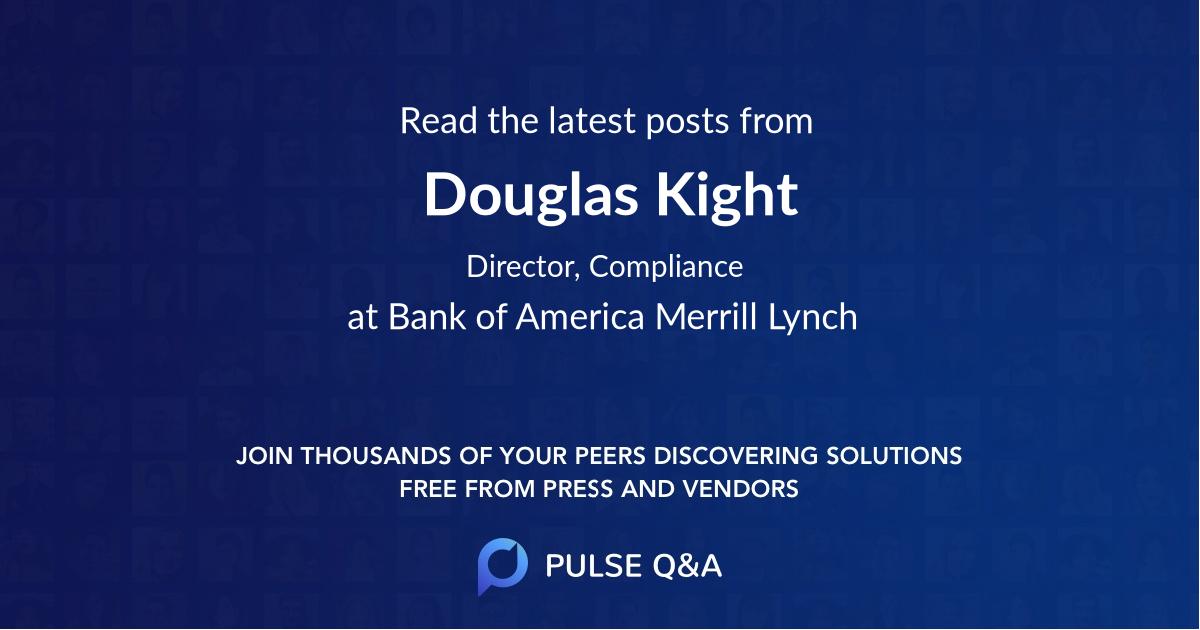 Douglas Kight