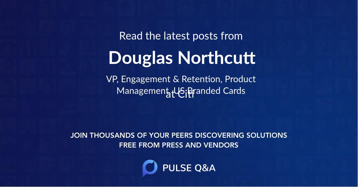 Douglas Northcutt