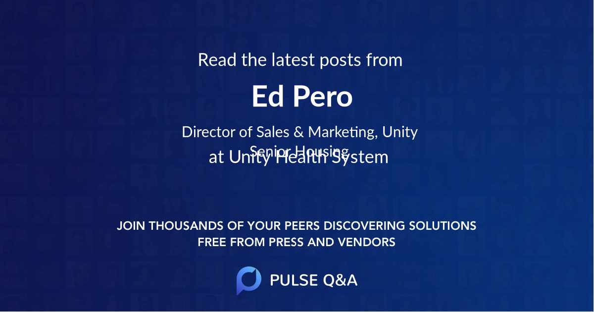 Ed Pero
