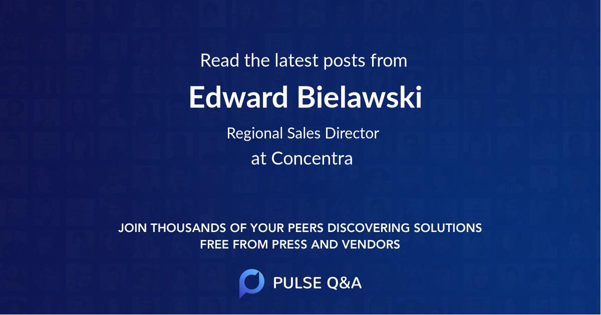Edward Bielawski
