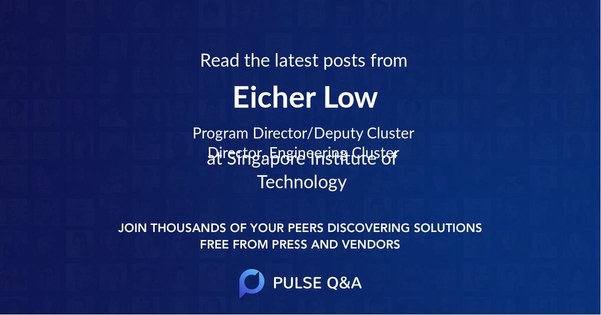 Eicher Low