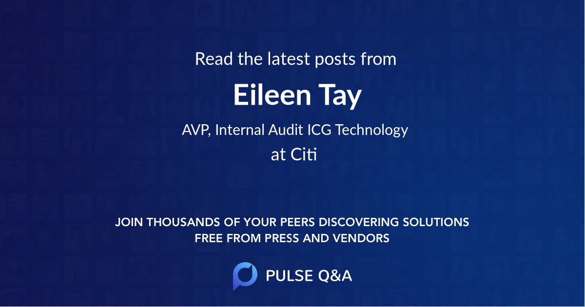 Eileen Tay