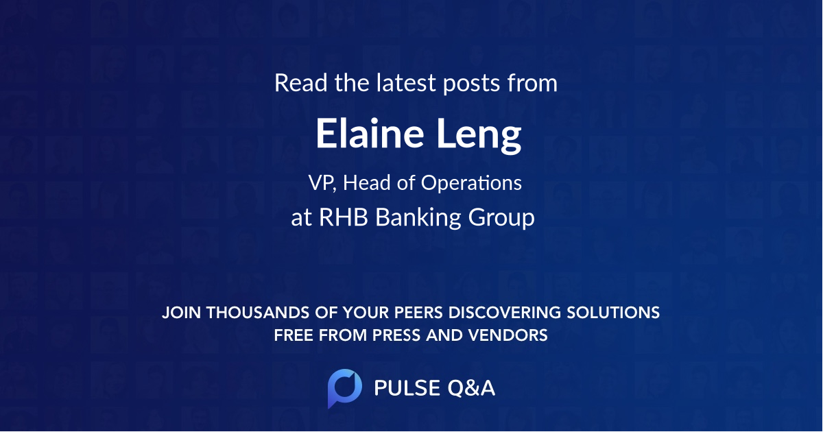Elaine Leng