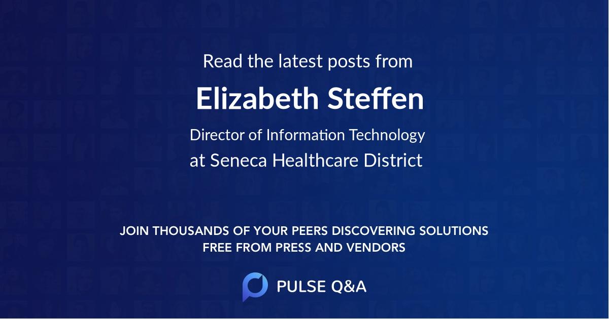 Elizabeth Steffen