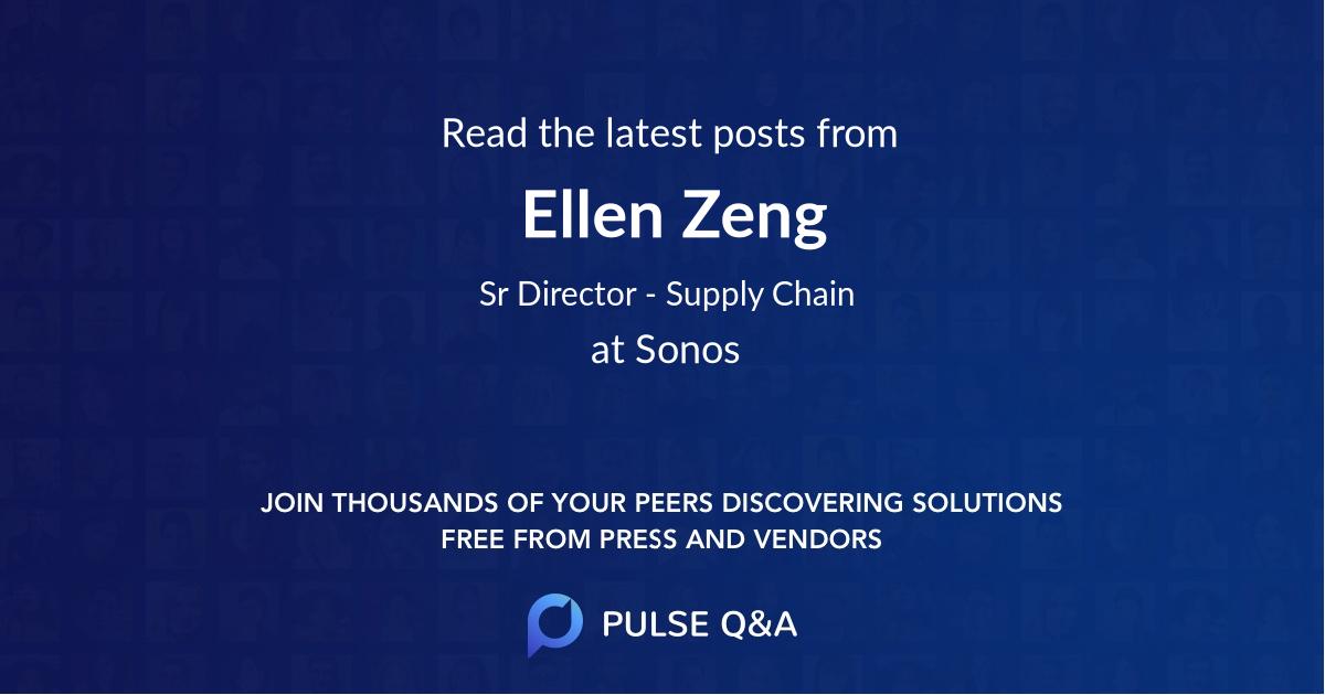 Ellen Zeng