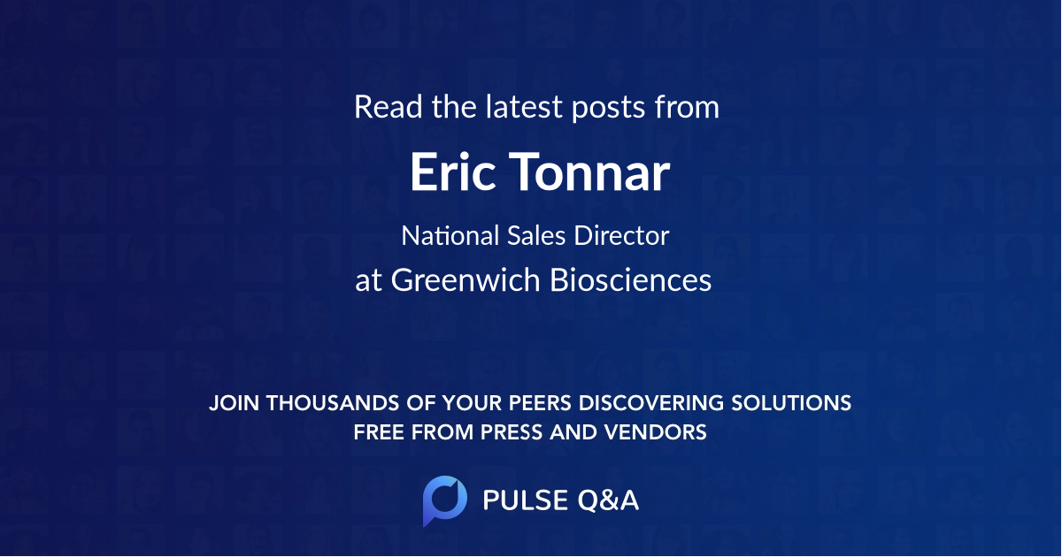 Eric Tonnar