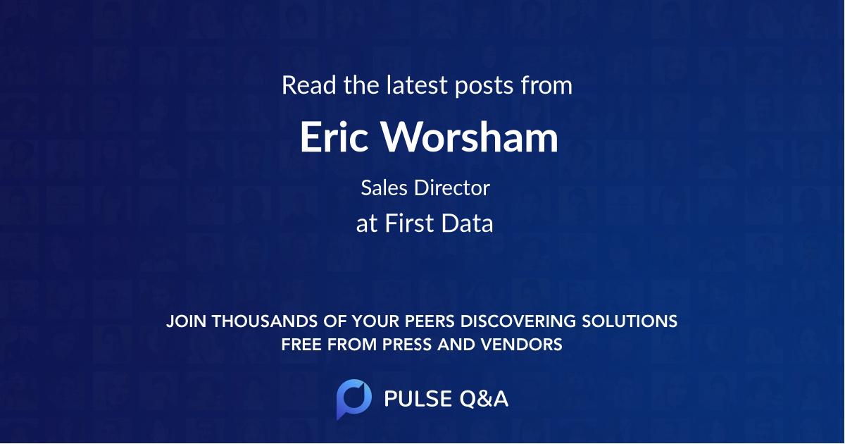 Eric Worsham