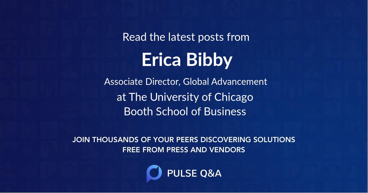 Erica Bibby