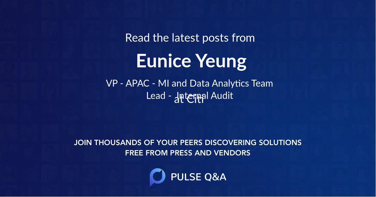 Eunice Yeung