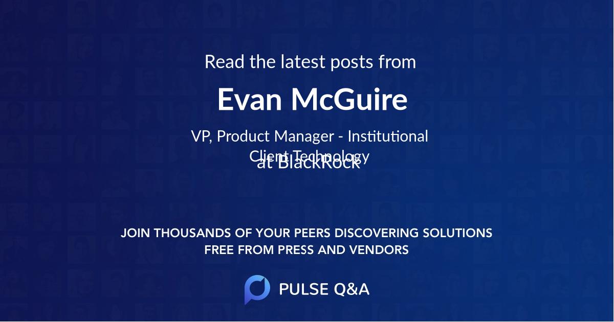 Evan McGuire