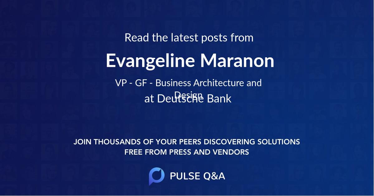 Evangeline Maranon