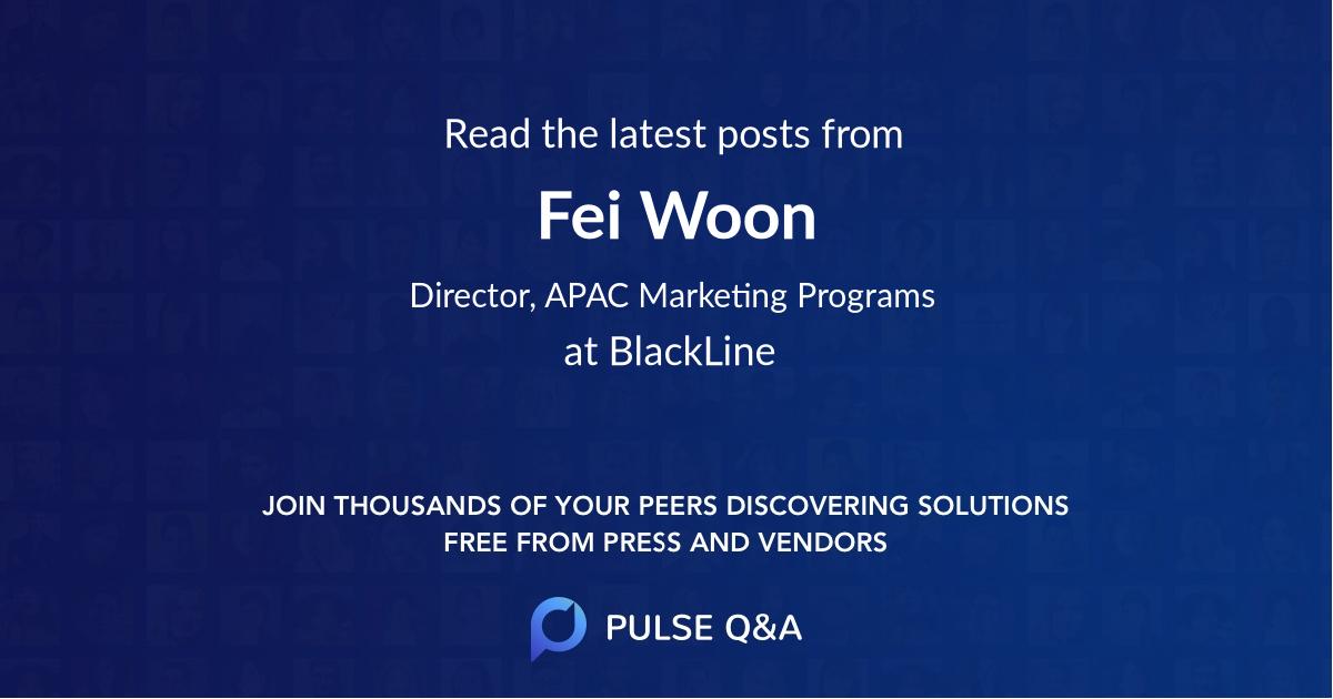 Fei Woon