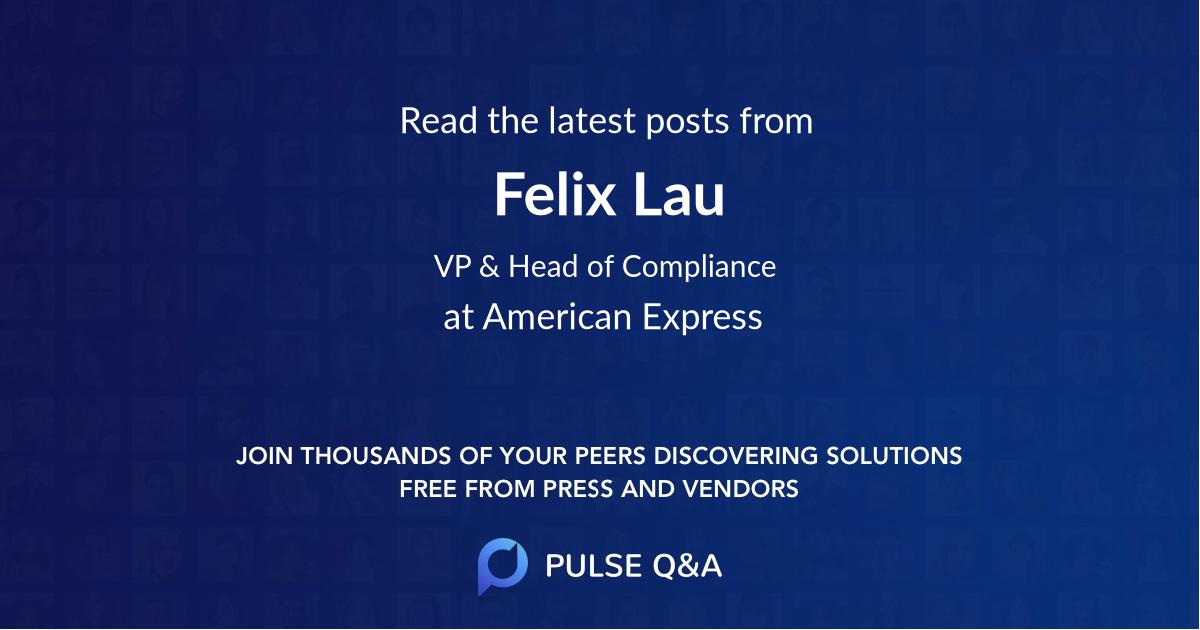 Felix Lau