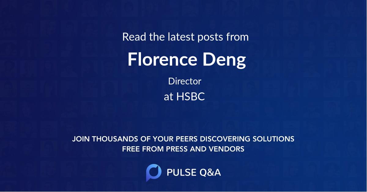 Florence Deng