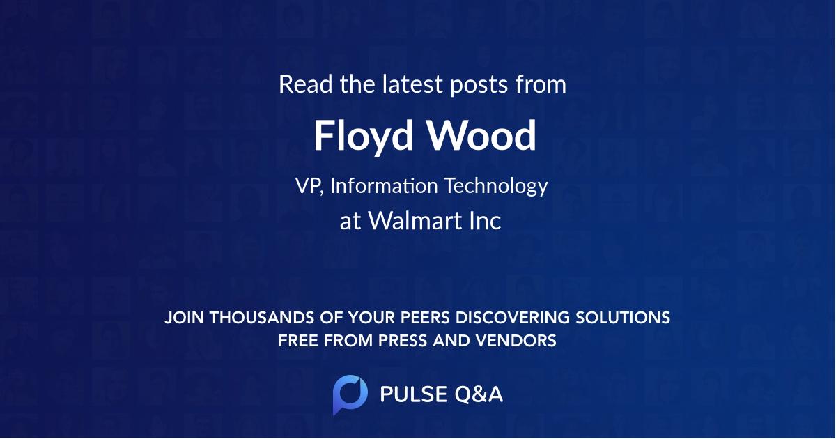 Floyd Wood