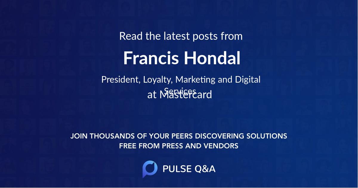 Francis Hondal