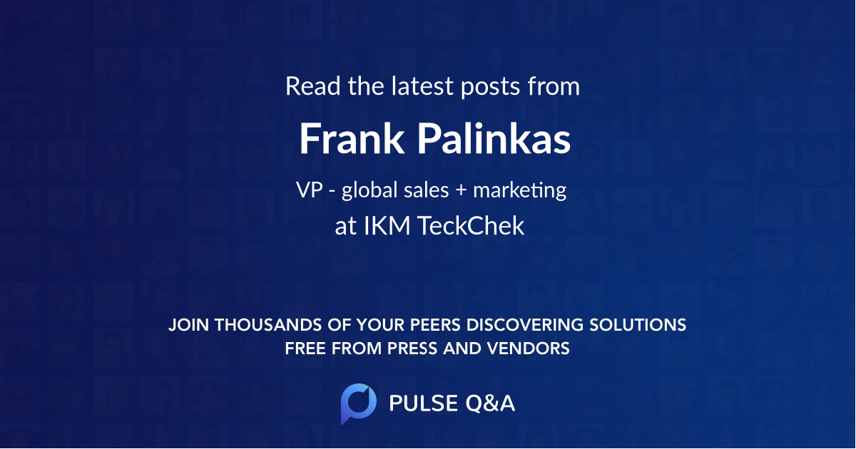 Frank Palinkas