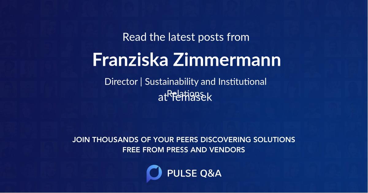 Franziska Zimmermann