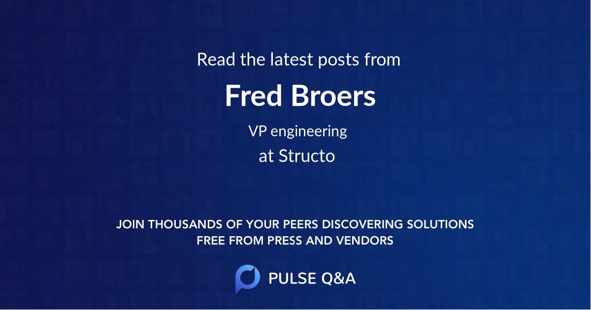 Fred Broers