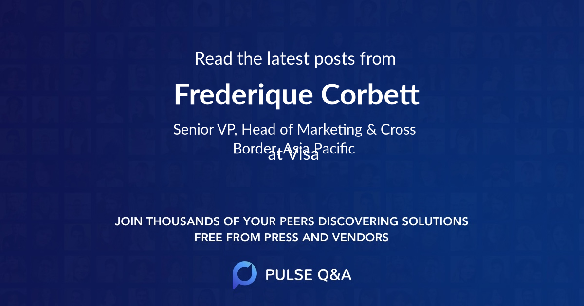 Frederique Corbett
