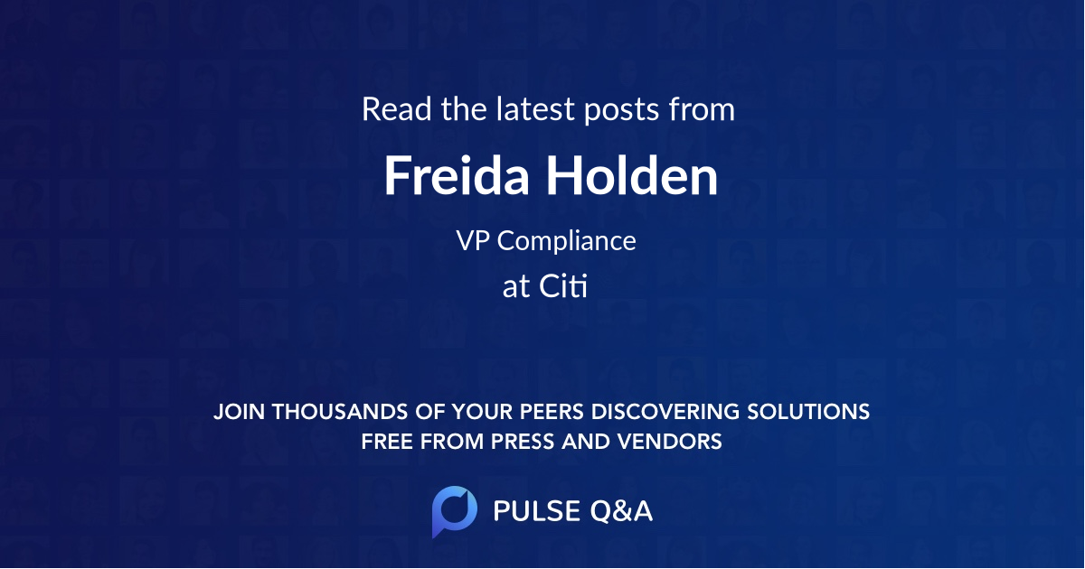Freida Holden