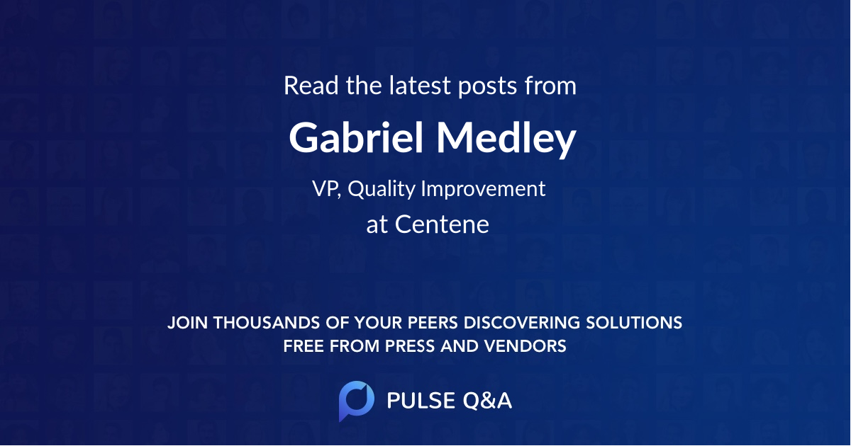 Gabriel Medley