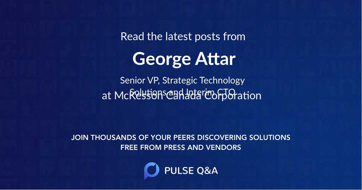George Attar