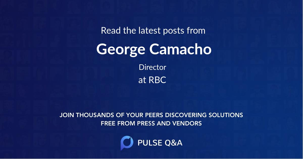 George Camacho