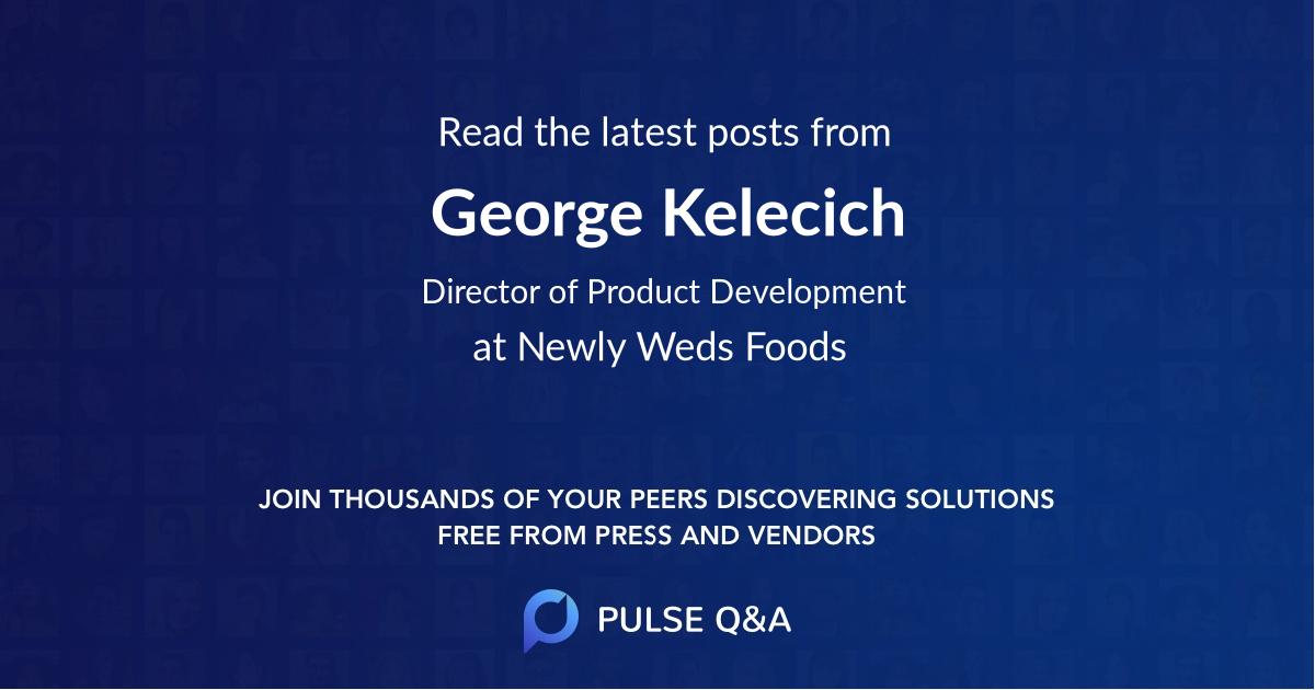 George Kelecich