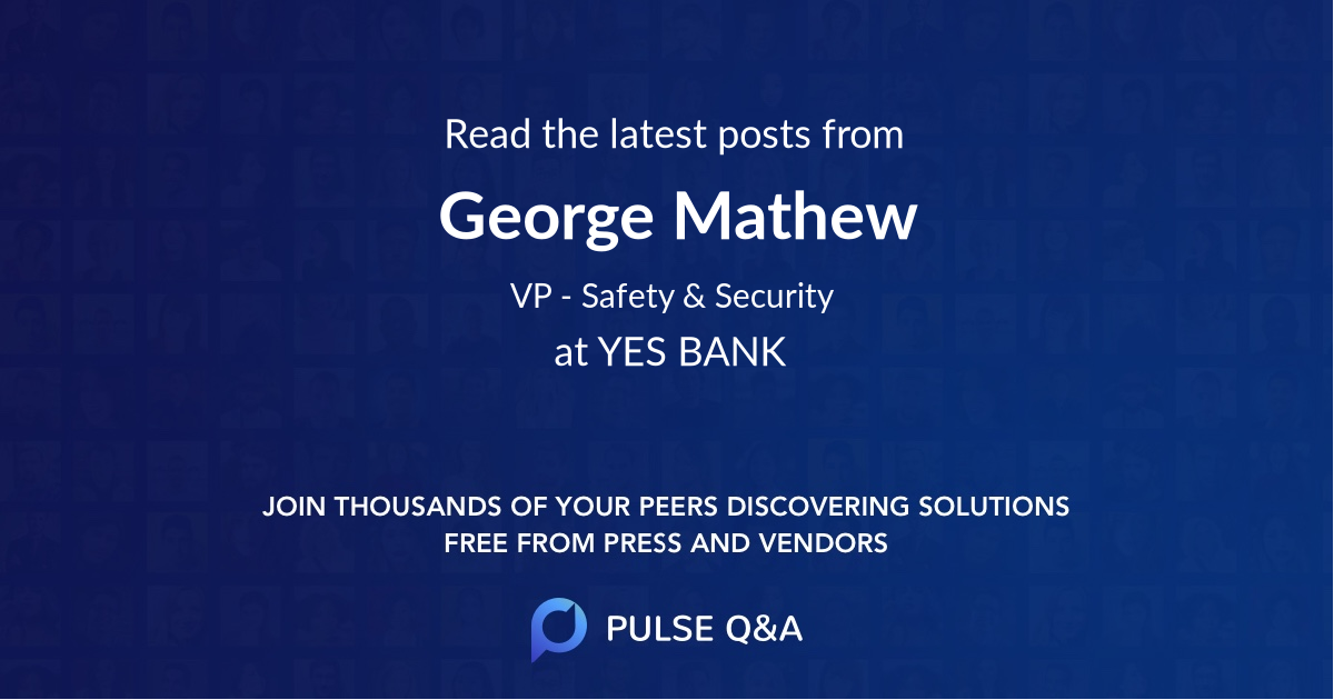 George Mathew