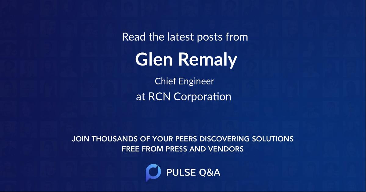 Glen Remaly