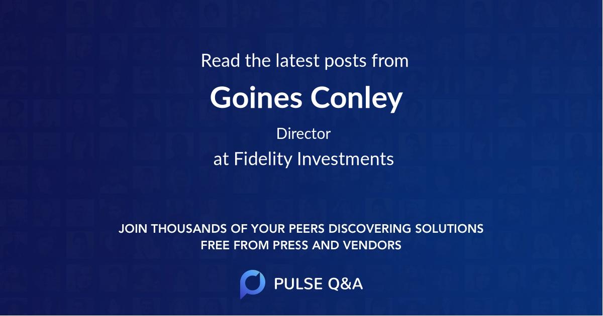 Goines Conley