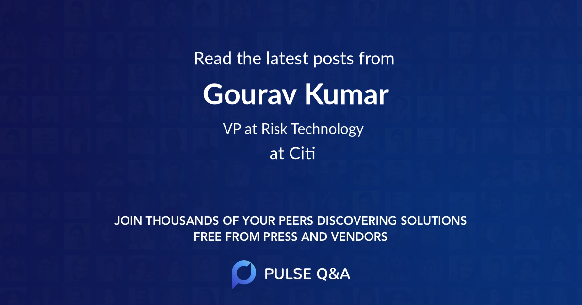 Gourav Kumar