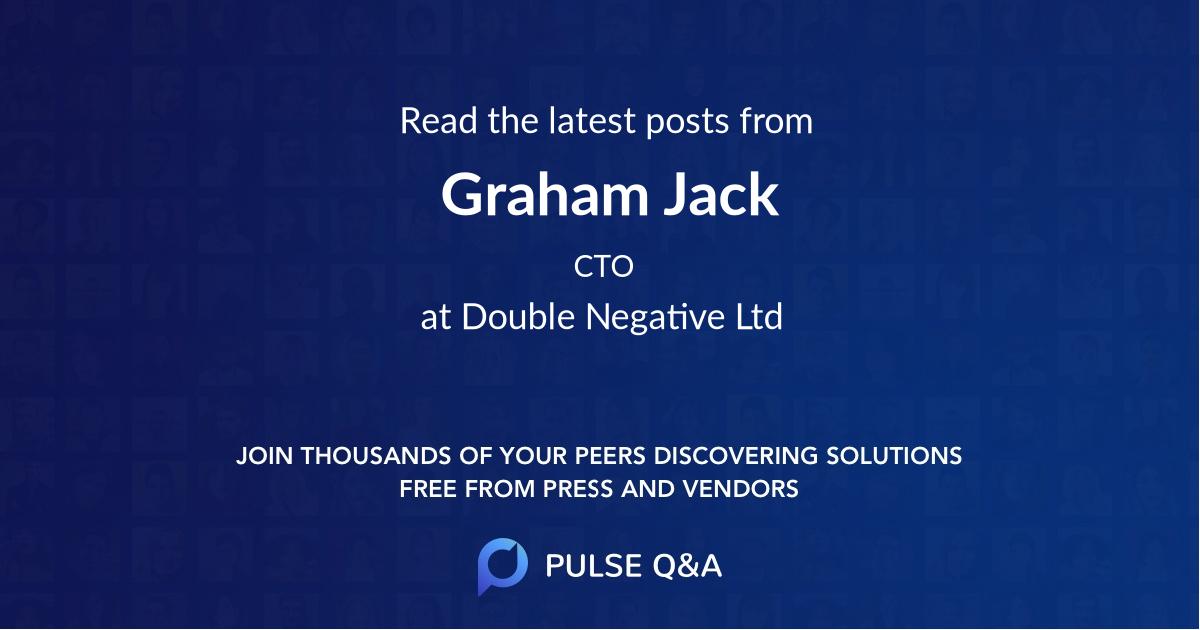 Graham Jack