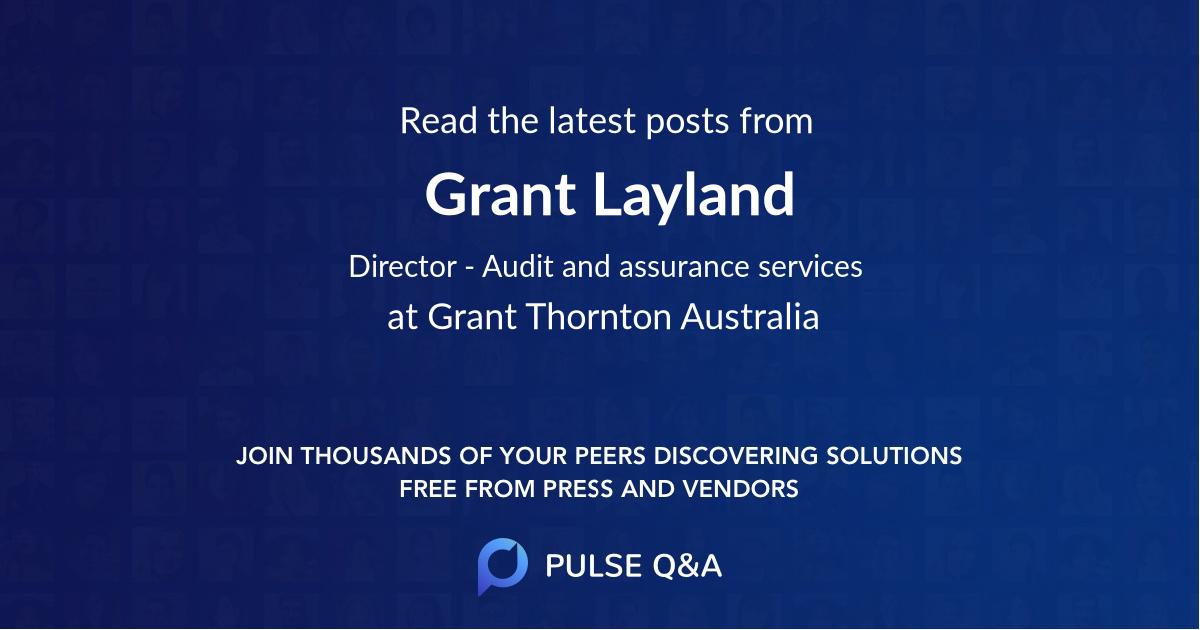 Grant Layland