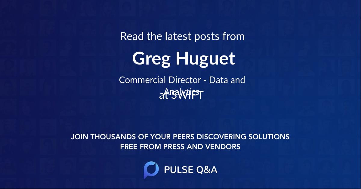 Greg Huguet