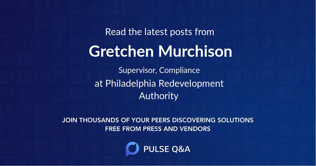 Gretchen Murchison