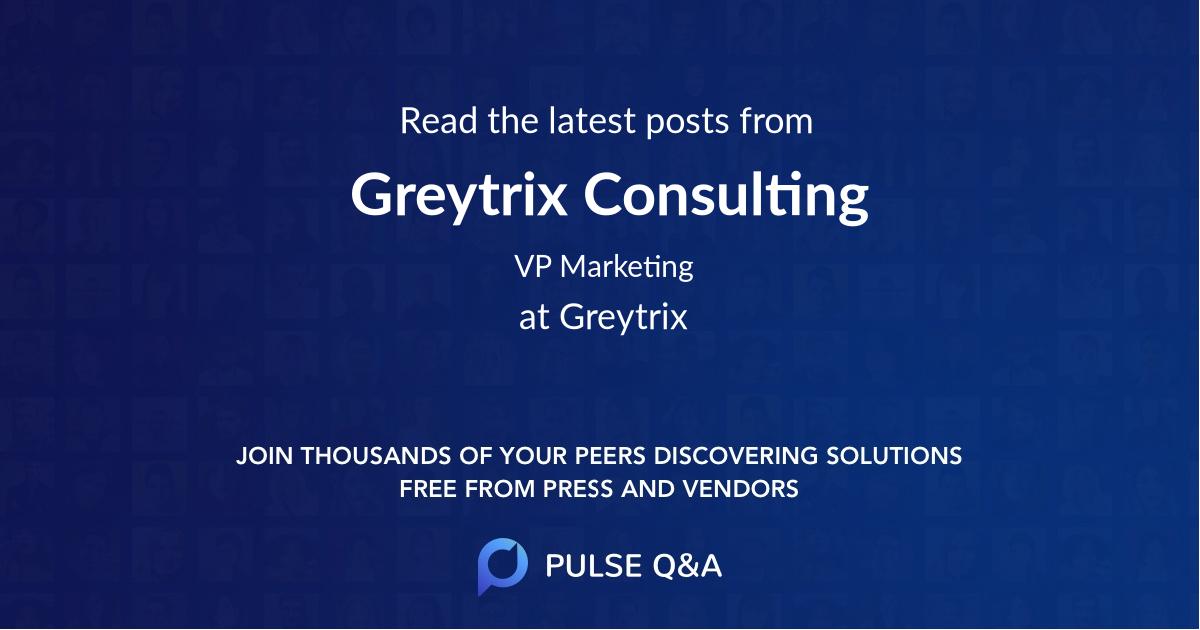 Greytrix Consulting