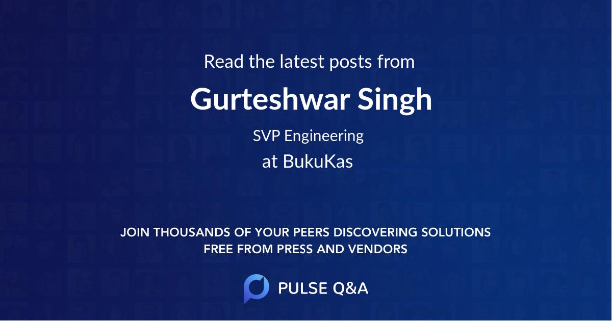 Gurteshwar Singh