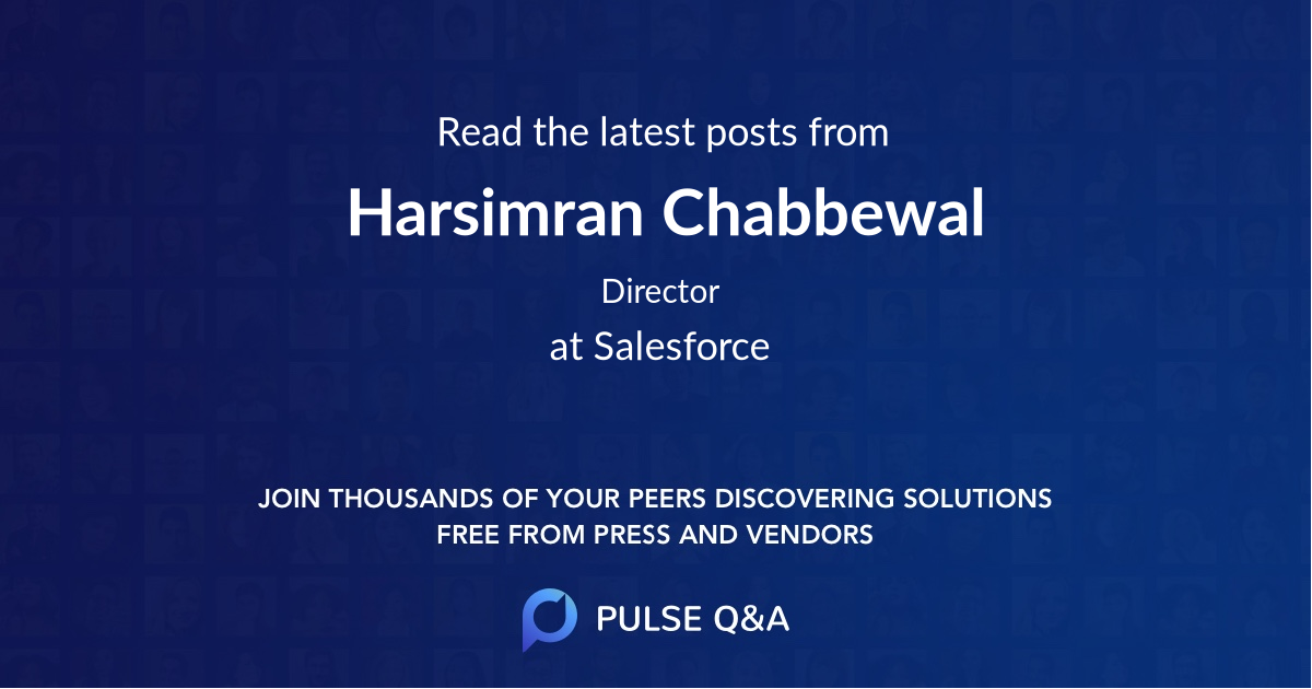 Harsimran Chabbewal