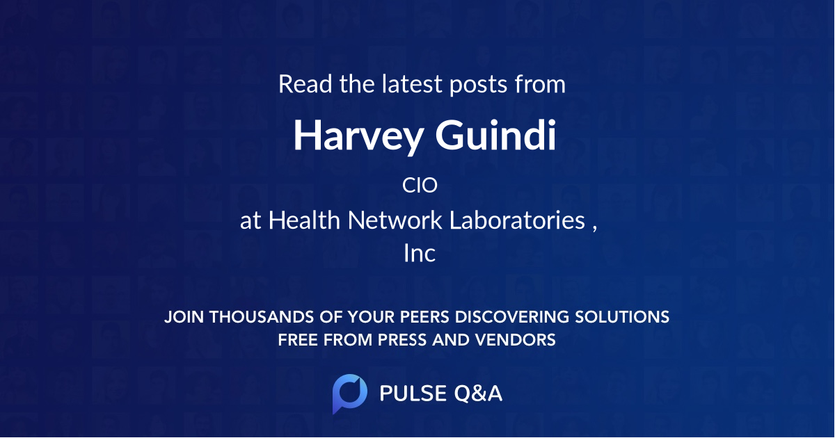 Harvey Guindi